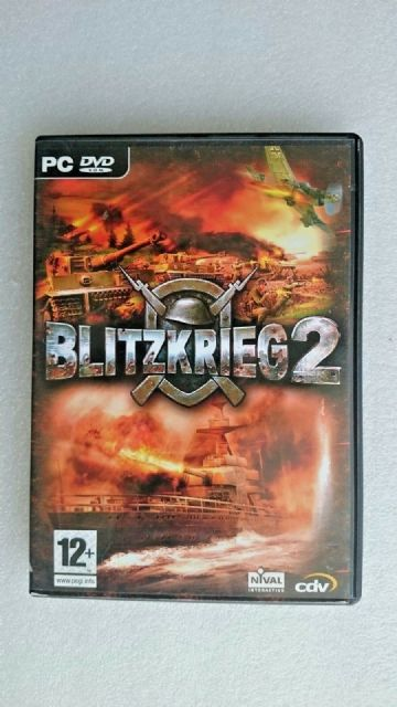 Blitzkrieg 2: (PC: Windows, 2005)